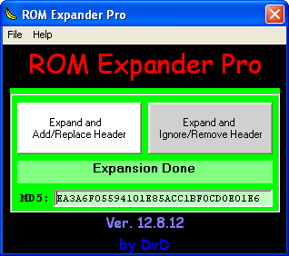 ROM Expander Pro